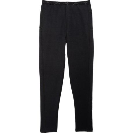 Black Ecolator 3.0 Base Layer Pants - UPF 50+ (For Big Girls) - BLACK (S ) thumbnail
