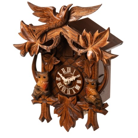 Image of Black Forest High Flying Cuckoo Clock - 12?