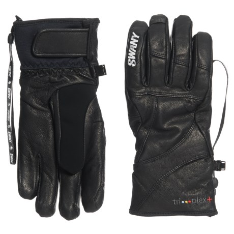 Image of Black Hawk Under Gloves - Insulated, Leather (For Men)