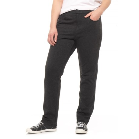 Image of Black Heather Back Up Beauty Pants - UPF 50 (For Women)