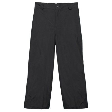Image of Black Keystone Pants - Insulated (For Big Kids)