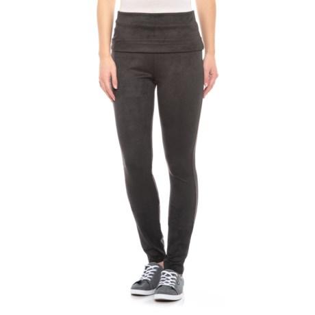 Image of Black Khordney Leggings (For Women)