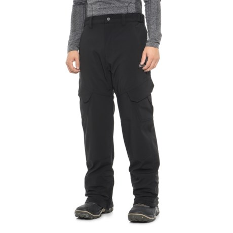 Image of Black Mt. Mercy Ski Pants (For Men)