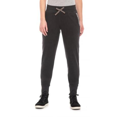 Image of Black Revival Fleece Pants (For Women)
