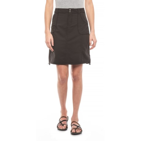 Image of Black Shiloh Skirt (For Women)