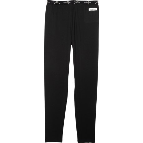 Black Thermolator 2.0 Base Layer Pants (For Big Boys) - BLACK (XL ) thumbnail