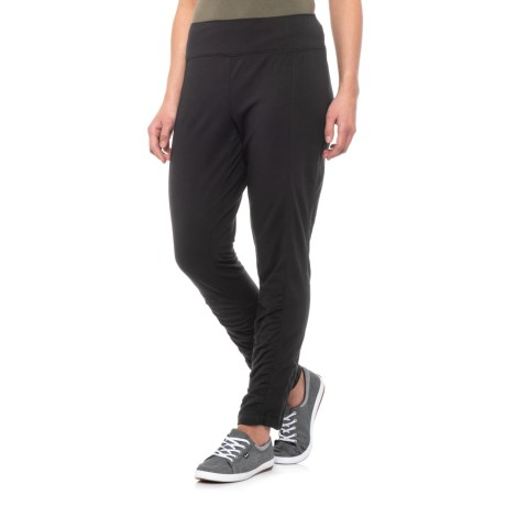 Image of Black Tomara Pants (For Women)