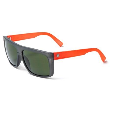 Image of Black Top Ohm Lens Sunglasses