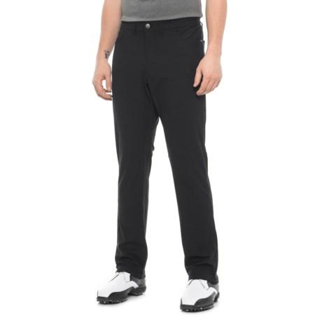 Image of Black Travel Pants (For Men)