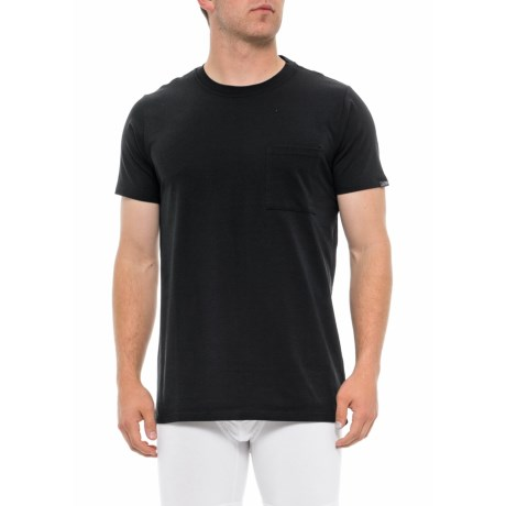 Image of Black Weekday Select T-Shirt - Short Sleeve (For Men)