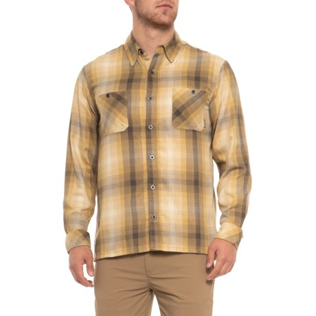 Image of Black?s Ford Flannel Shirt - UPF 50+, Long Sleeve (For Men)