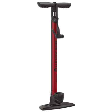Blackburn Airtower 1 Bike Pump in Red - Closeouts