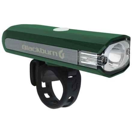 Blackburn Central 200 Front Bike Light in Dark Green - Closeouts