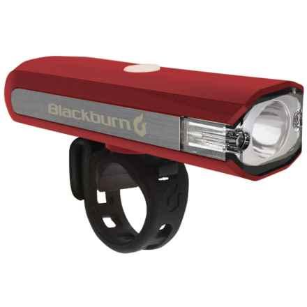 Blackburn Central 200 Front Bike Light in Dark Red - Closeouts