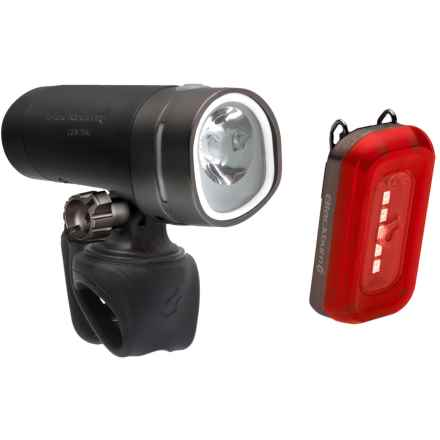 Blackburn Central 350 Front + 50 Rear Light Set in See Photo - Closeouts