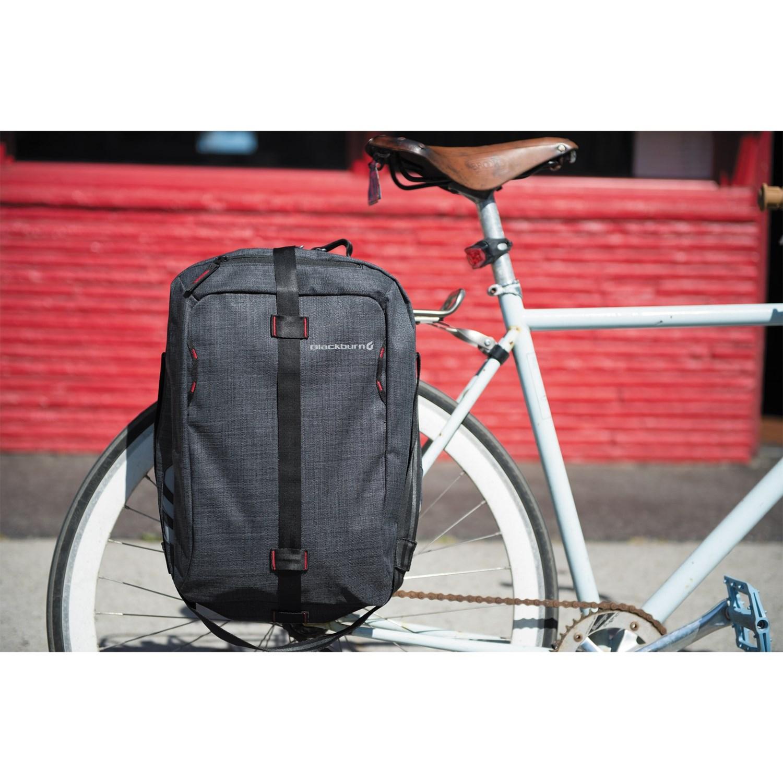 ea3e08baebec Blackburn Central Saddle Bag Bike Panniers