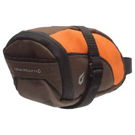 Blackburn Local Bike Seat Bag - Small in Orange - Closeouts