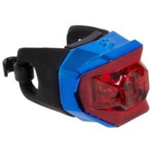 Blackburn Metallic Click Rear Bike Light in Blue - Closeouts
