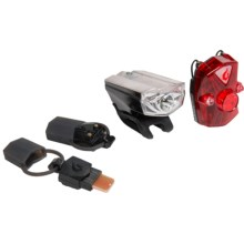 Blackburn Super Flea Bike Light Set in See Photo - Closeouts