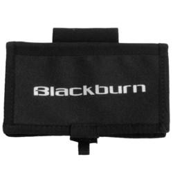 Blackburn VIP Bicycle Strap Wallet in Black