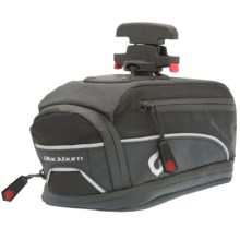 Blackburn Zayante QR Saddle Bag - Large in Black - Closeouts