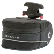 Blackburn Zayante QR Saddle Bag - Medium in Black - Closeouts