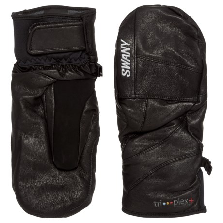 Image of Blackhawk Tri-plex+ Mittens - Waterproof, Insulated, Leather (For Men)