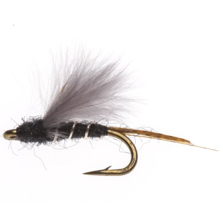 Black's Flies Action RS-2 Adams Nymph Fly - Dozen
