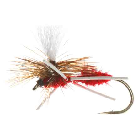 Black's Flies B-52 Flying Ant Dry Flies - Dozen in Red - Closeouts