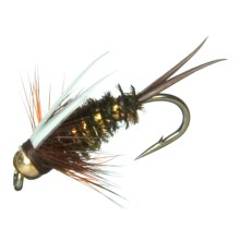 Black's Flies Bead Head GB Prince Nymph - Dozen in Prince - Closeouts