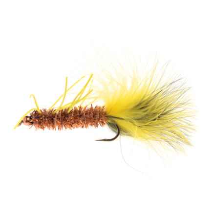 Black's Flies CTB TeQueely Streamer Fly - Dozen in See Photo - Closeouts