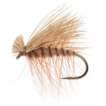 Black's Flies Elk Caddis Dry Flies - 12 in Tan - Closeouts