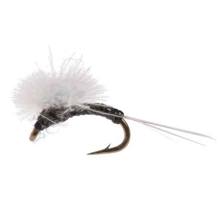 Black's Flies Etha Wing Spinner Trico Dry Fly - Dozen in See Photo - Closeouts