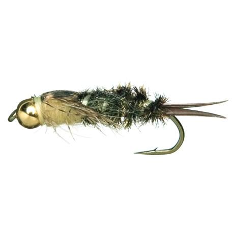 Black's Flies Gold Bead Head Twenty Incher Nymph Fly - Dozen in See Photo
