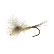 Black's Flies Para Pale Morning Dun Fly - 12, Dry in See Photo - Closeouts