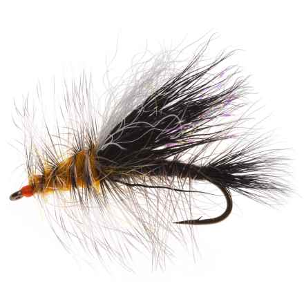 Black's Flies Stimulator Dry Flies - 12 in Black - Closeouts