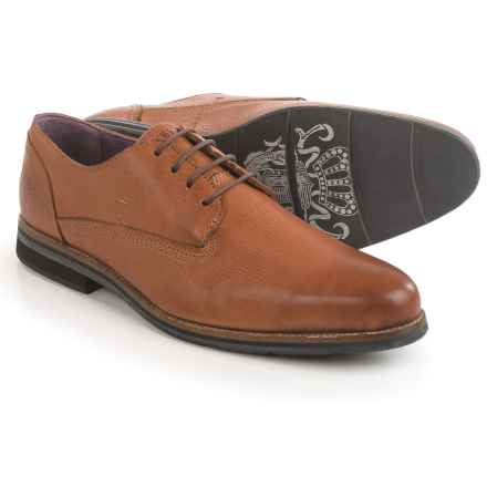 Blackstone Am05 Oxford Shoes - Leather (For Men) in Ember - Closeouts