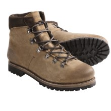 Blackstone AM22 Boots - Leather (For Men) in Rock Suede - Closeouts