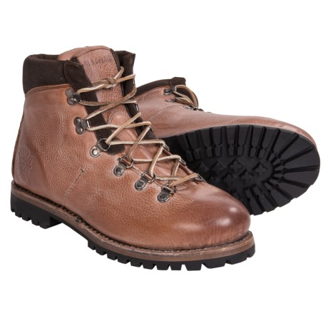 Blackstone AM22 Boots Leather For Men
