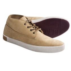 Blackstone BM19 Chukka Boots - Nubuck (For Men) in Cappuccino