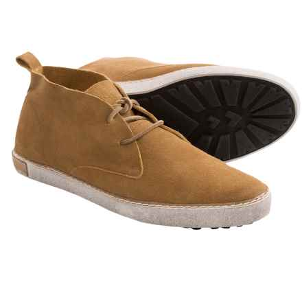 Blackstone DM49 Suede Sport Chukka Boots (For Men) in Lion - Closeouts