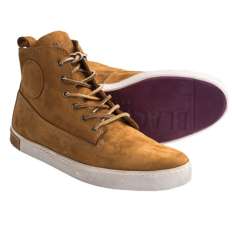 Blackstone DM51 High Top Shoes Leather (For Men)