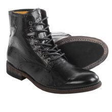 Blackstone IM26 Plain Toe Boots - Leather (For Men) in Black - Closeouts