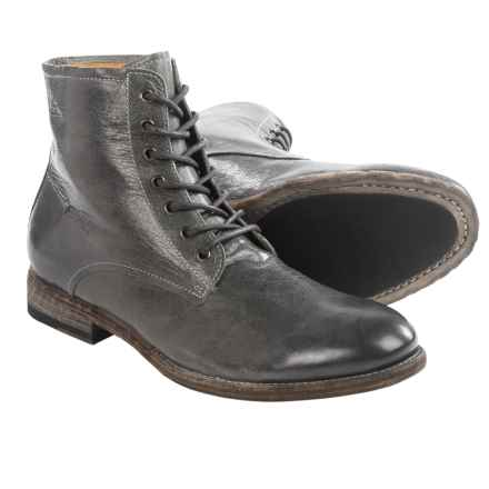 Blackstone IM26 Plain Toe Boots - Leather (For Men) in Fumo - Closeouts