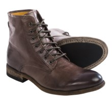 Blackstone IM26 Plain Toe Boots - Leather (For Men) in Lampone - Closeouts