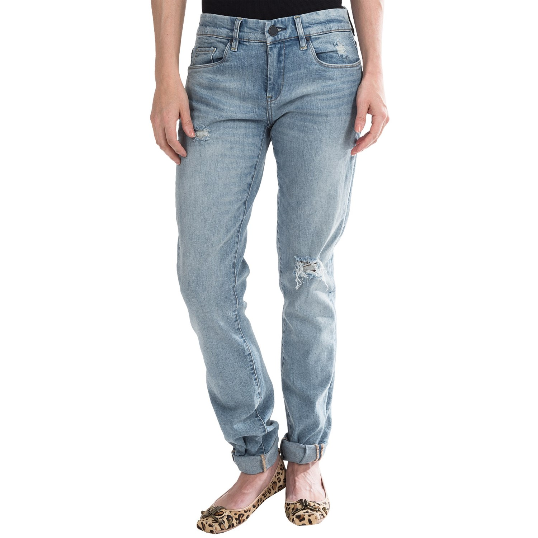 BlankNYC Galaxy Boyfriend Jeans (For Women) 8829N - Save 78%