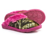 Blazin Roxx Camo Slide Slippers (For Women)