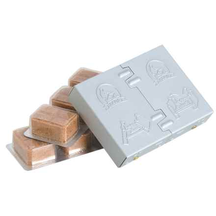 Bleuet Pocket Stove - 6 Fuel Cubes, Steel in See Photo - Closeouts