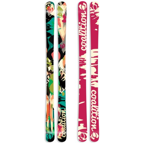 Image of Bliss Freestyle Skis (For Women)