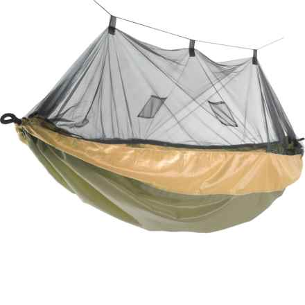 Bliss Hammocks Bliss-to-Go Camping Hammock with Mosquito Net